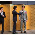 「第67回日本スポーツ賞」で杉田祐一が競技団体別最優秀賞を受賞しました。