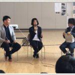 「あきらめなければ夢はかなう」 をテーマに小野塚彩那が講演&トークショー