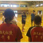 廣瀬栄理子が拓殖大紅陵高で講演&部活指導。練習ノートで乗り越えた体験語る