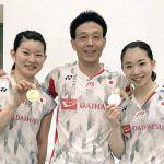 髙橋・松友ペアが第1シードの中国ペアを一蹴、マレーシアOPで強さ見せ優勝!