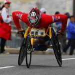 パラ陸上の日本選手権で廣道純が100m優勝!400m、800mは2位