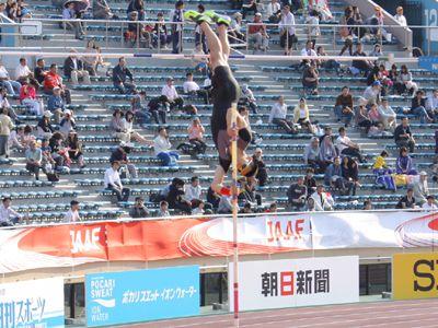 澤野大地 競技写真