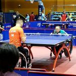 パラ卓球の岡紀彦が中国オープンに出場。個人、団体とも決勝T進出ならず