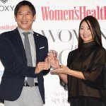 谷真海が「Women in Sports Award」パラスポーツ部門賞を受賞!