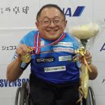 国際クラス別パラ卓球選手権で岡紀彦が13連覇、通算20回目の優勝!
