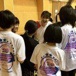 新潟県刈羽村で廣瀬栄理子とヨネックス所属の現役代表2人がジュニアを指導!