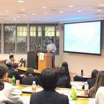 大山加奈が「女子選手がSOSを出せる関係の構築を」と指導者にメッセージ
