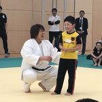 杉本美香が初めての親子柔道体験指導。子どもからの「柔道始めたい」に喜び