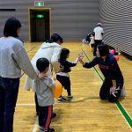 大山加奈が新宿でボール遊び教室。メニューは親子でのコミュニケーションを意識