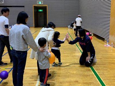 大山加奈 活動レポート 教室