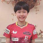 目指すは日本代表!福岡育ちの卓球少女、竹谷美涼とマネジメント契約を締結しました