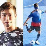 ブラインドサッカー(5人制サッカー)日本代表候補、加藤健人がメンバーに!