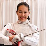 3大会連続五輪出場を狙う西岡詩穂(フェンシング)とマネジメント契約を締結しました