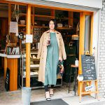 大山加奈が高身長女性のためのブランド「ATEYAKA」のアンバサダーに就任しました!