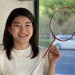 髙橋礼華がJOCチャリティオークションにリオ五輪で使用したラケットを出品中!