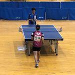 竹谷美涼が苦しみながらも選考会突破。ホープスナショナルチーム入りを決めました