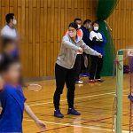 髙橋礼華が東北6県から選抜された小学生を指導。「助言ですぐプレーが良く」と手応え