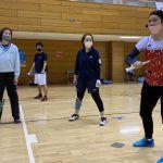 髙橋礼華が常陸大宮でトークショーと教室指導。タカマツペアの強みを振り返りました