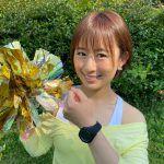 石川愛がアイスウォッチの「Fight Athlete!」プロジェクトに参加!販売は5月14日まで