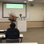 宇津木妙子が郡山で収録型講演の講師。コロナ禍での新たな講演のあり方にチャレンジし手応え