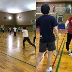 リアルでの指導の喜び、楽しさを実感。市橋有里と髙橋礼華が都内の体育館でスポーツ教室講師